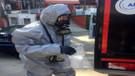 Adana'da nükleer madde operasyonu