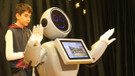 Konya'da tasarlanan Mini Robot ADA: Ben Robot Sofia'dan daha zekiyim
