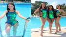 Güzellik yarışması adayları Antalya'yı kasıp kavurdu