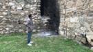 2 bin 500 yıllık tarihi surları çirkin saldırı