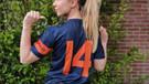 Hollandalı güzel kadın futbolcu Anouk Hoogendijk