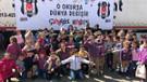 Çarşı Kadın ve Beşiktaş'ın yardım TIR'ı Hopa'ya ulaştı
