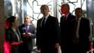 Mansur Yavaş Cumhurbaşkanı Erdoğan'ı karşıladı