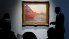 Fransız ressam Monet'nin Saman Yığınları rekorları kırdı
