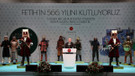 Erdoğan: İstanbul'a dair hesaplaşma 566 yıldır bitmedi