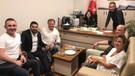 Seçim sonuçlarını takip eden İYİ Parti'de yüzler gülüyor