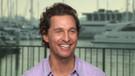 Oscar'lı oyuncu Matthew McConaughey tatil için İstanbul'da!