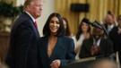 Kim Kardashian'ın Beyaz Saray fotoğrafları tepki çekti!