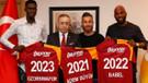 Galatasaray'dan üç bomba transfer!