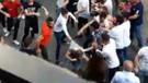 Taciz iddiası! Trabzon'da ortalık bir anda karıştı