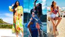 Ünlü isimlerin tatil paylaşımları sosyal medyayı salladı