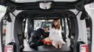 Çılgın Japonlar, kafa dinlemek, yemek yemek ve uyumak için araba kiralıyor