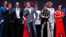 Efsane dizi La Casa de Papel'in yeni sezon galasından objektife yansıyanlar