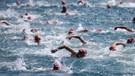 Kıtalararası Yüzme Yarışı'nda 156 kişi Boğaz'ın ortasında kaldı