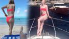 Elle Fanning: Kardeşimin bikinisini çaldım