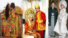 Farklı ülkelerden geleneksel düğün kıyafetleri göz kamaştırıyor