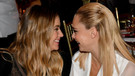 Cara Delevingne ve Ashley Benson aşkı: Önce fantezi koltuğu şimdi dövmeler