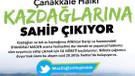 Sanatçılar Kazdağları'ndaki katliama isyan etti!
