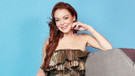 Lindsay Lohan, doğum günü için çırılçıplak soyundu