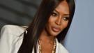 Ünlü model Naomi Campbell siyahi olduğu için otele alınmadı