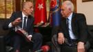 Doğu Perinçek'ten Türk-İş Başkanı Ergün Atalay'a destek