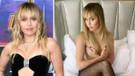 Miley Cyrus üstsüz pozuyla sosyal medyayı salladı