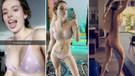Bella Thorne'un bikinili seksi dansı