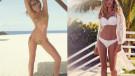 3 ay önce doğum yapan Abby Clancy'nin kusursuz vücudu dikkatleri topladı