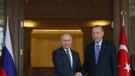 Ankara'da üçlü Suriye görüşmesi: Putin- Erdoğan görüşmesi sona erdi