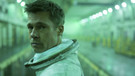 Yeni filminde astronot olan Brad Pitt'ten, uzaydaki astronot ile röportaj!