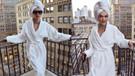 Ayşe Hatun Önal'dan otel balkonunda olay pozlar