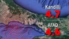 Korkutan depremi uzmanlar yorumladı: Büyük İstanbul depremini tetikler mi?