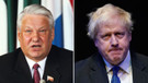 Netanyahu'nun dili sürçtü, Boris Johnson'a Boris Yeltsin dedi