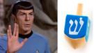Mr. Spock'ın selamı Yahudi işaretiymiş