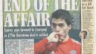 Suarez İngiliz medyasında manşetlerde
