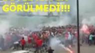 Rusya'da sokak savaşı!!! Yüzlerce insan nasıl birbirine girdi? VİDEO