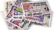 Sabah düştü, Hürriyet yükseldi!!! Nisan'ın son haftası hangi gazeteler ne kadar sattı???