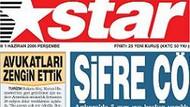 Seçim dönemi bitti tenkisat dönemi başladı!!! Star Gazetesi'nden kimler çıkarıldı?