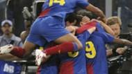 Messi ve Etoo'dan müthiş goller! Manchester United'ı Barça'ladı! VİDEo