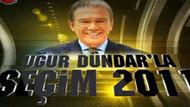 Türkiye seçimi Uğur Dündar'la takip etti! İşte reytingler!