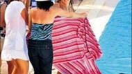 Havuzdan kız kaçırma! Paparazzi önlemi nasıl olur?