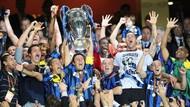 Avrupa'nın en büyüğü İnter! Şampiyonlar Ligi şampiyonu oldu!