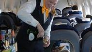 THY'de iç hatlarda içki yasağı mı başladı?
