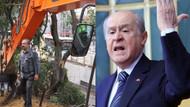 Gezi Parkı'nın planlayıcıları.. Bahçeli kimi kast etti?
