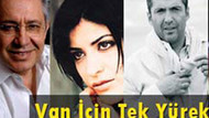 Van için türkü gecesini Show TV canlı yayınlayacak!
