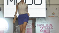 Antalya'da ünlüler geçidi! Modeller yürek hoplattı...