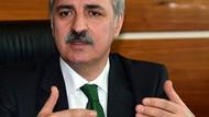 CHP'nin oy oranını Numan Kurtulmuş açıkladı!