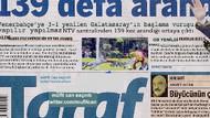 ŞOK! NTV, Galatasaray yenilsin diye 139 kez arama yapmış!