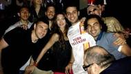 Galatasaray şampiyonluğu Reina'da kutladı!