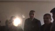 İdris Naim Şahin camdaki yansımasını tanımadı!